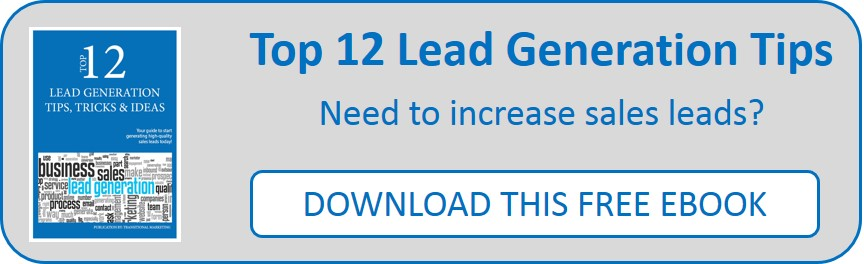Download ebook on top 12 B2B lead generation tips